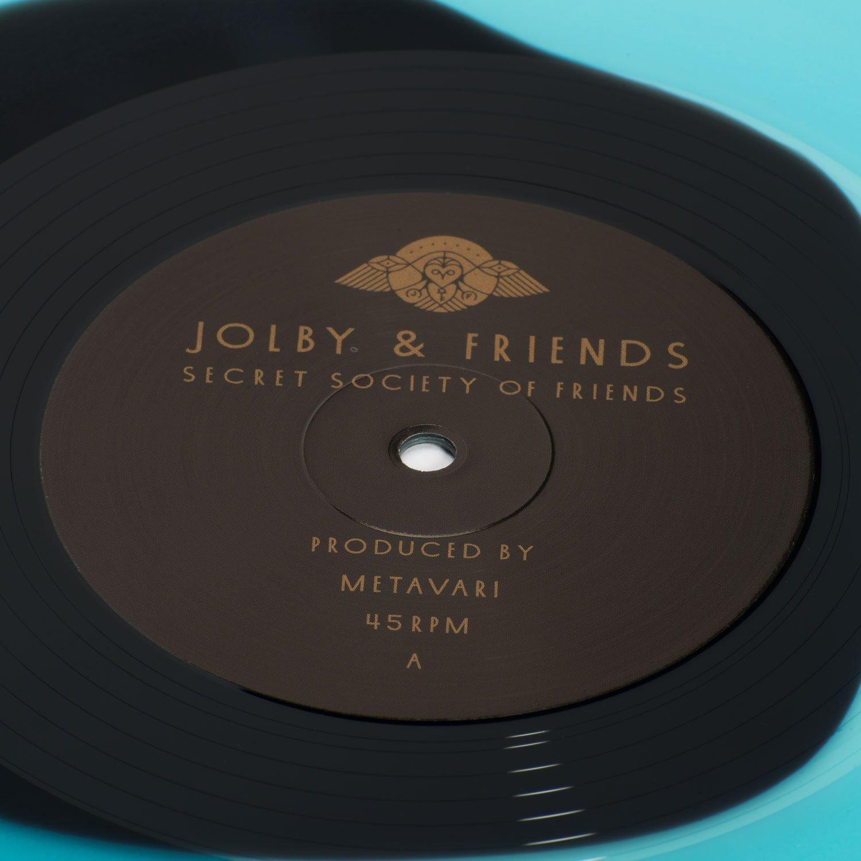 Image of Jolby + Metavari Vinyl