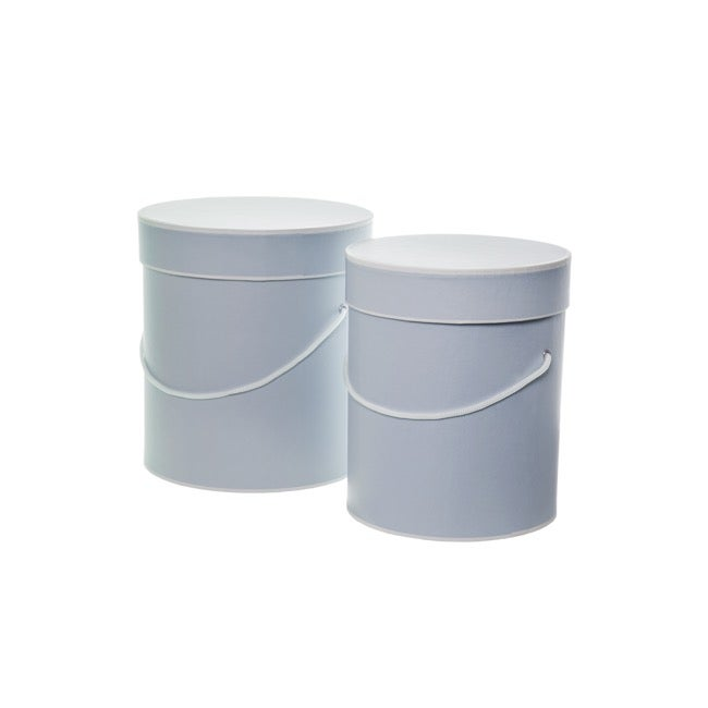Image of Round gift boxes