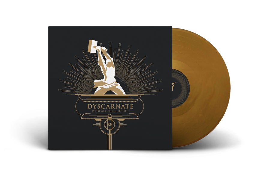 """Image of With All Their Might 