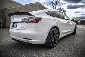 Image of Tesla Model 3 Aero Spoiler