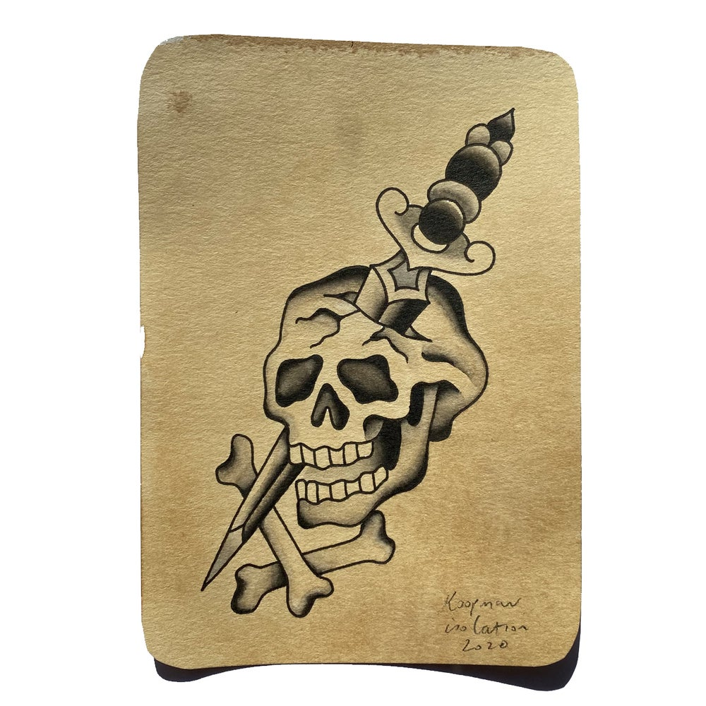 Image of Skull and Dagger