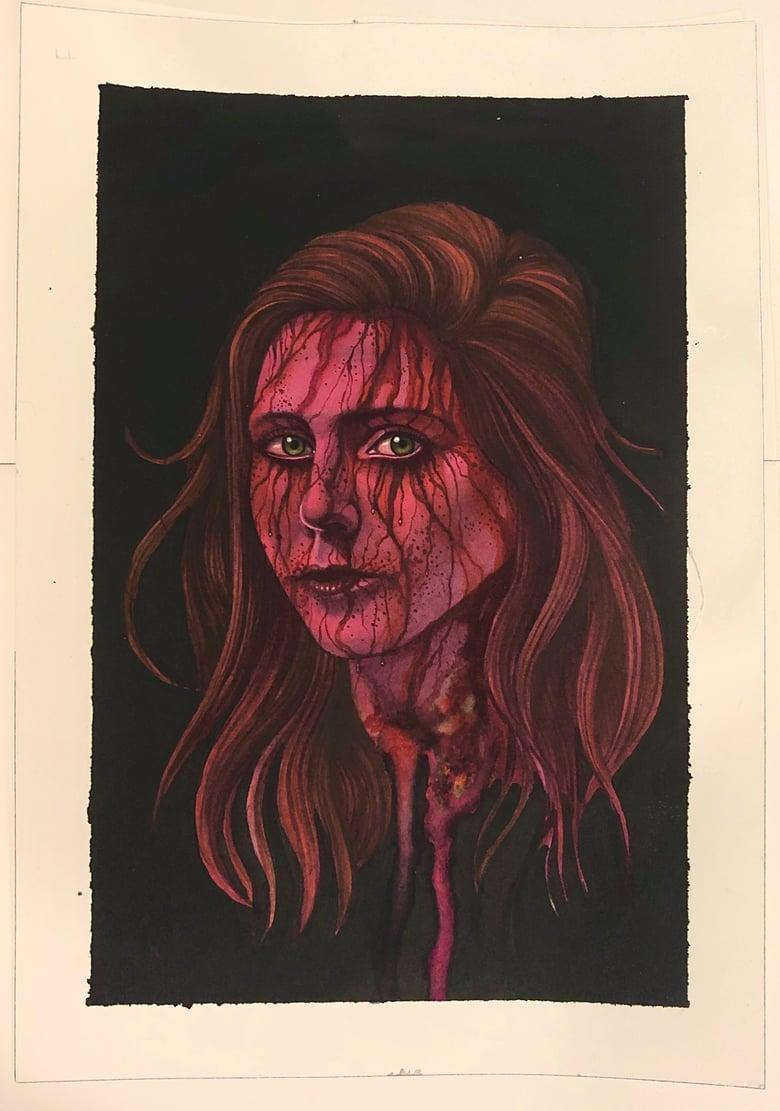 Image of Blood Lady 40