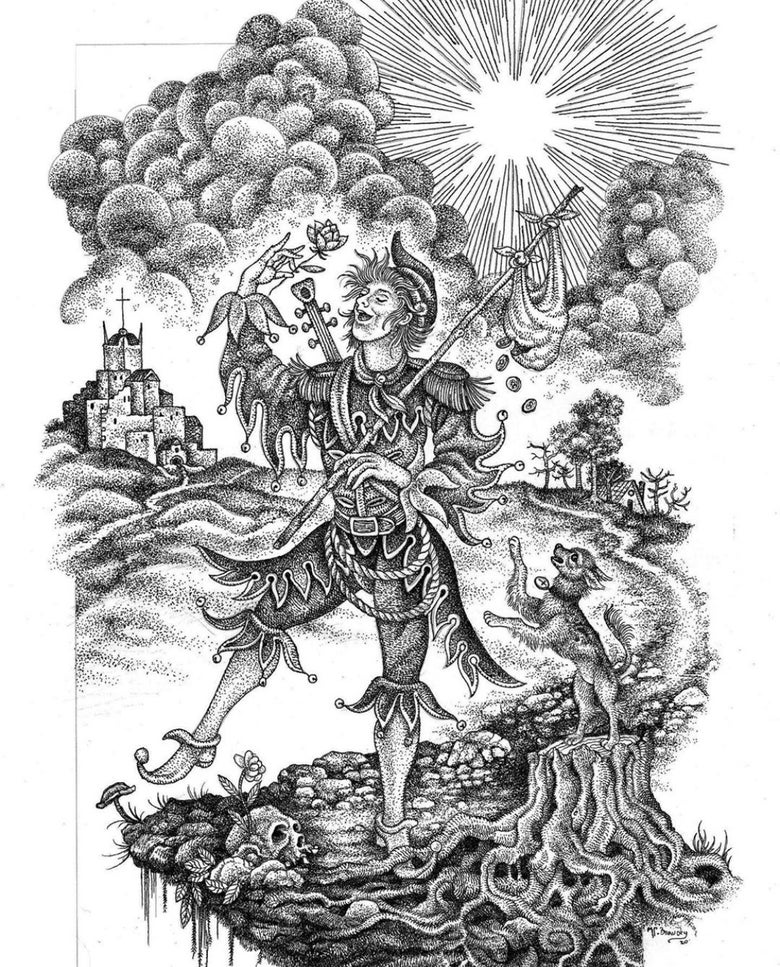 Image of The fool