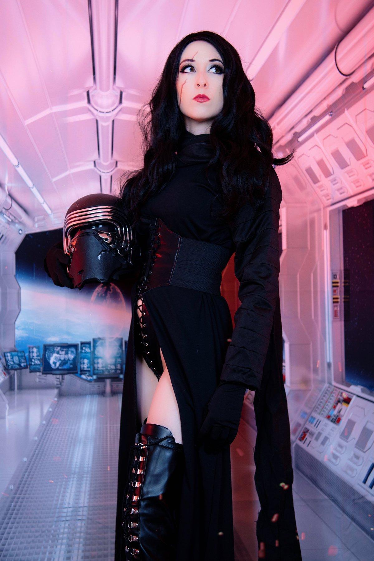 Image of Kylie Ren Set - Star Wars