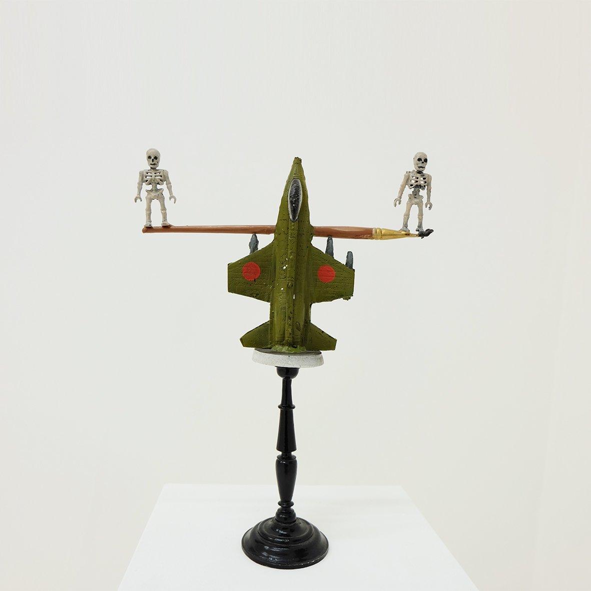 "Image of Stéphane Pencréac'h ""La balance"""