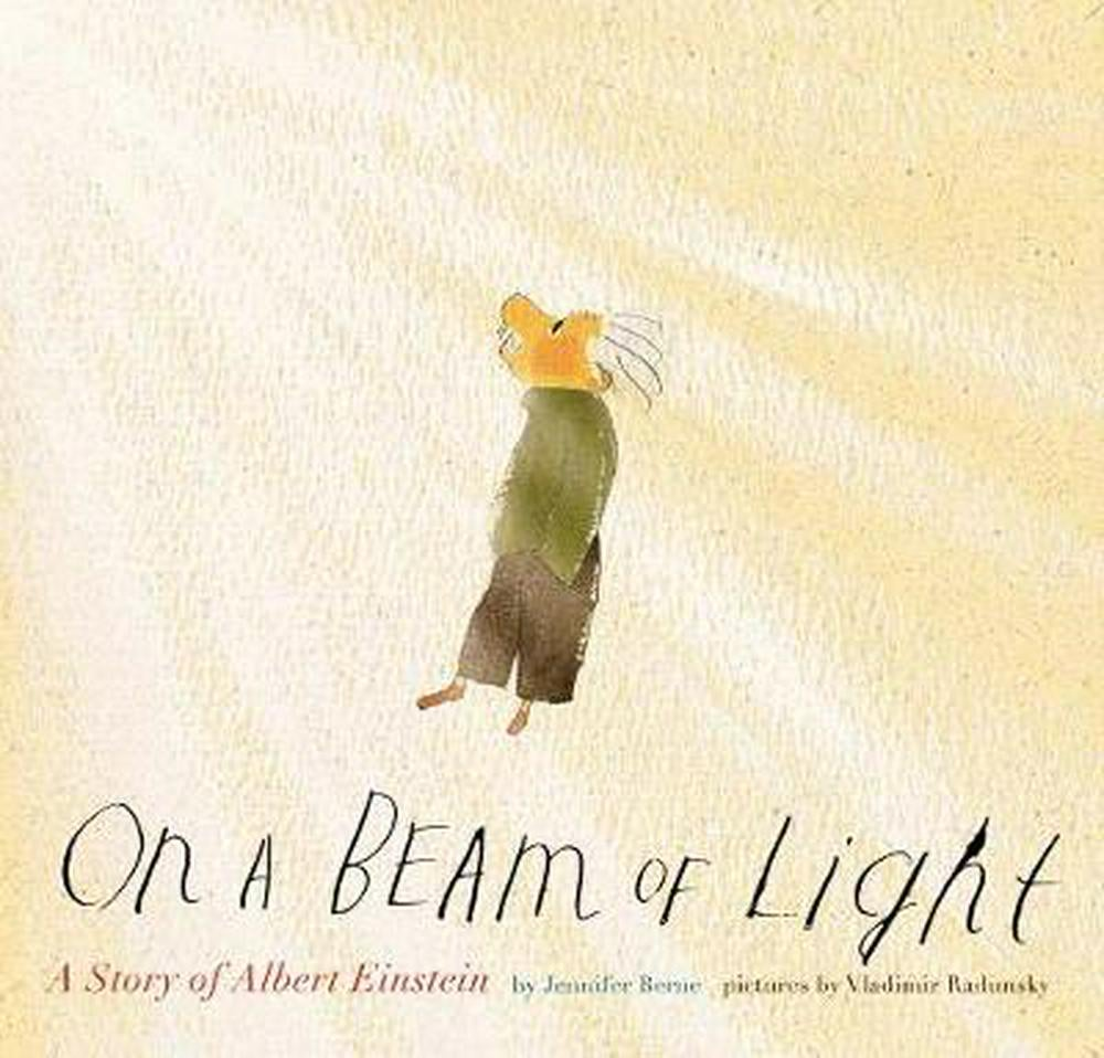 On a Beam of Light: The Story of Albert Einstein