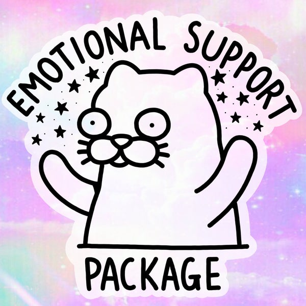 Image of The emotional support package 2