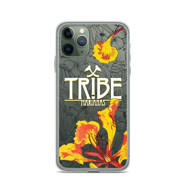 Image of iPhone Case (Flame Tree)