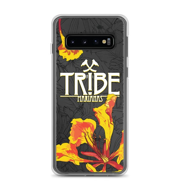 Image of Samsung Case (Flame Tree)
