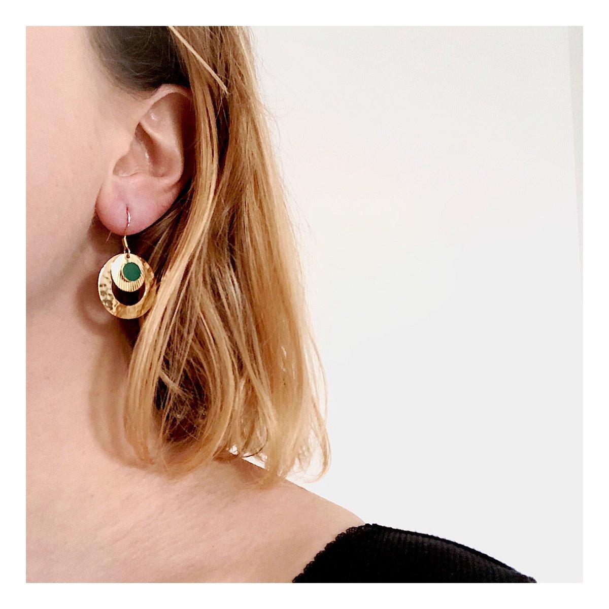 Boucles d'oreilles VALY #1