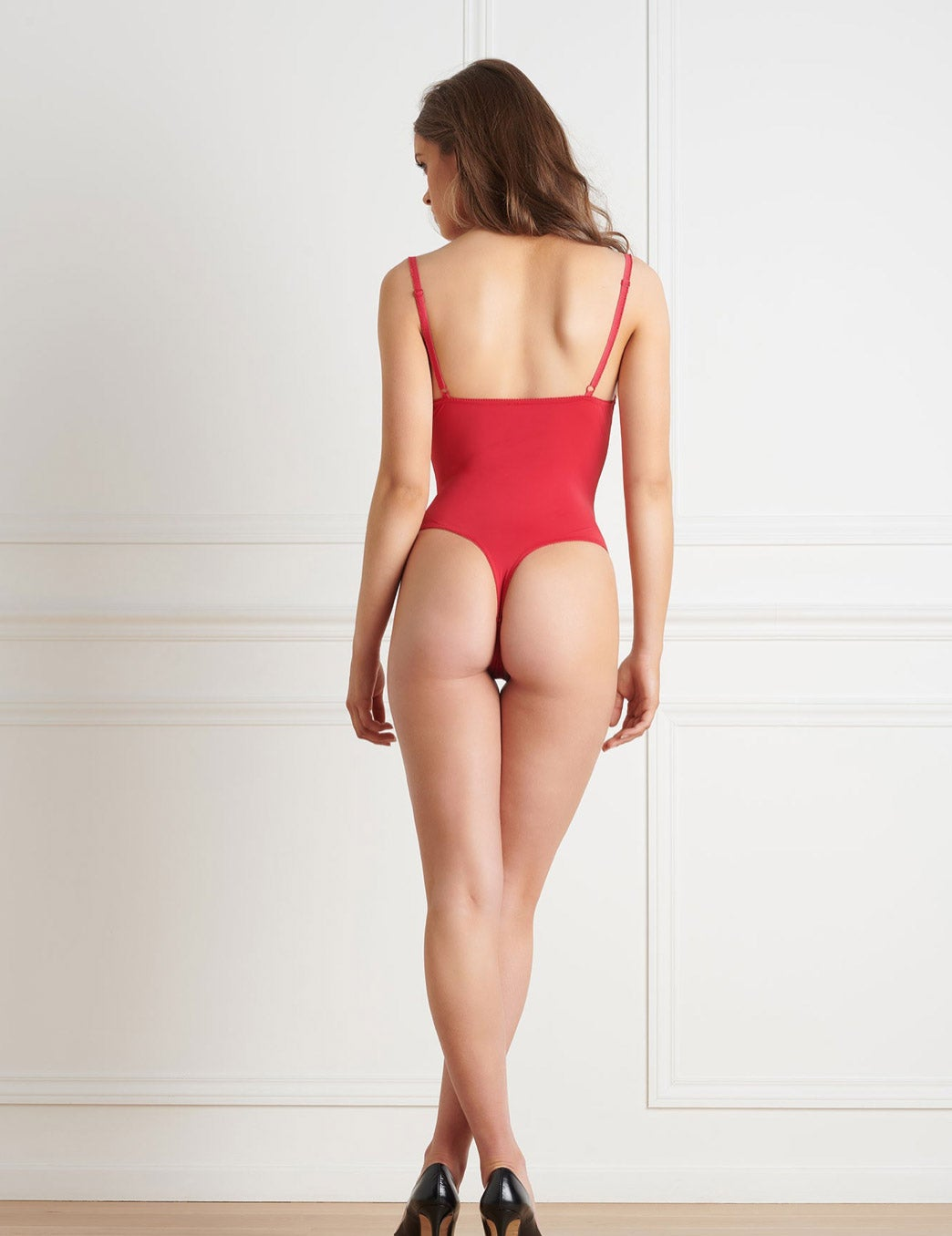 Body string seins nus MAISON CLOSE