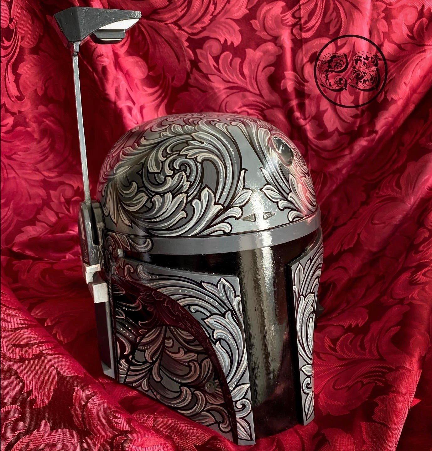 Image of Boba Fett Helmet