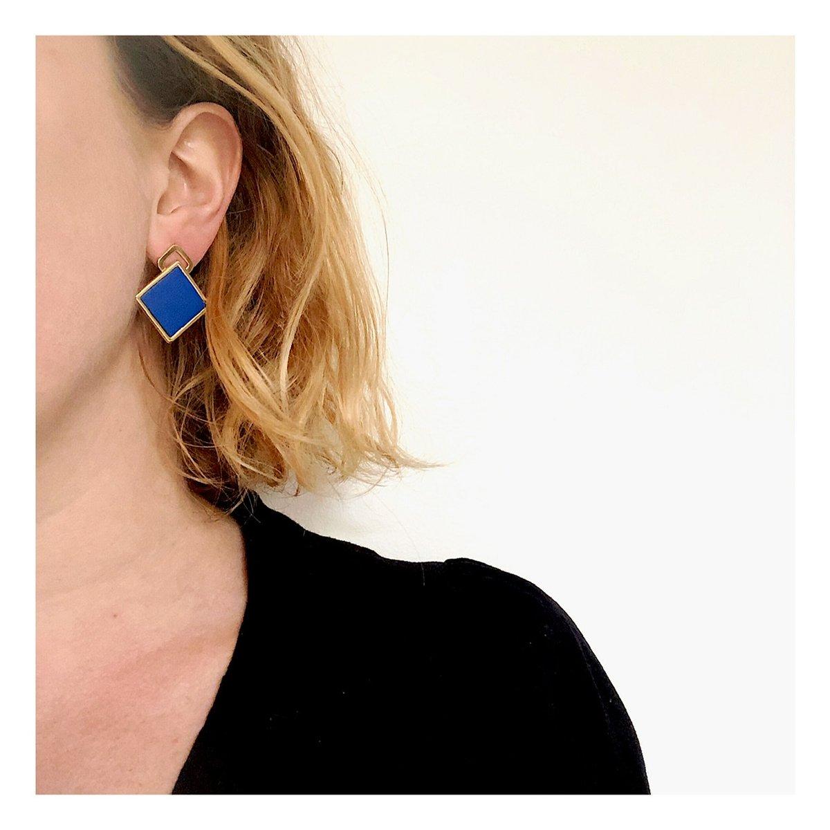Boucles d'oreilles NOUR #2