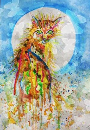 Spirit of the Cat