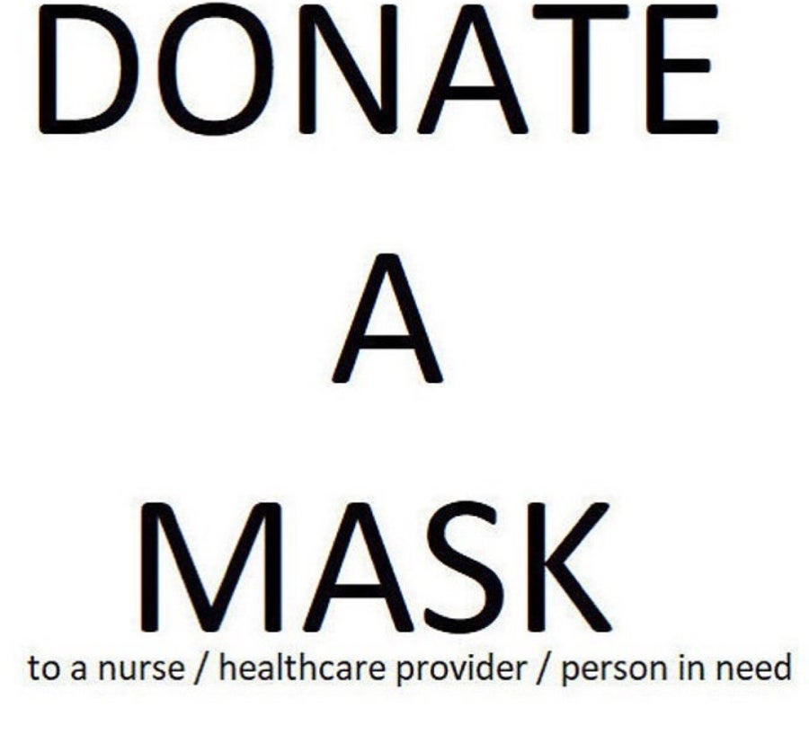 "Image of ""Donate A Mask"""