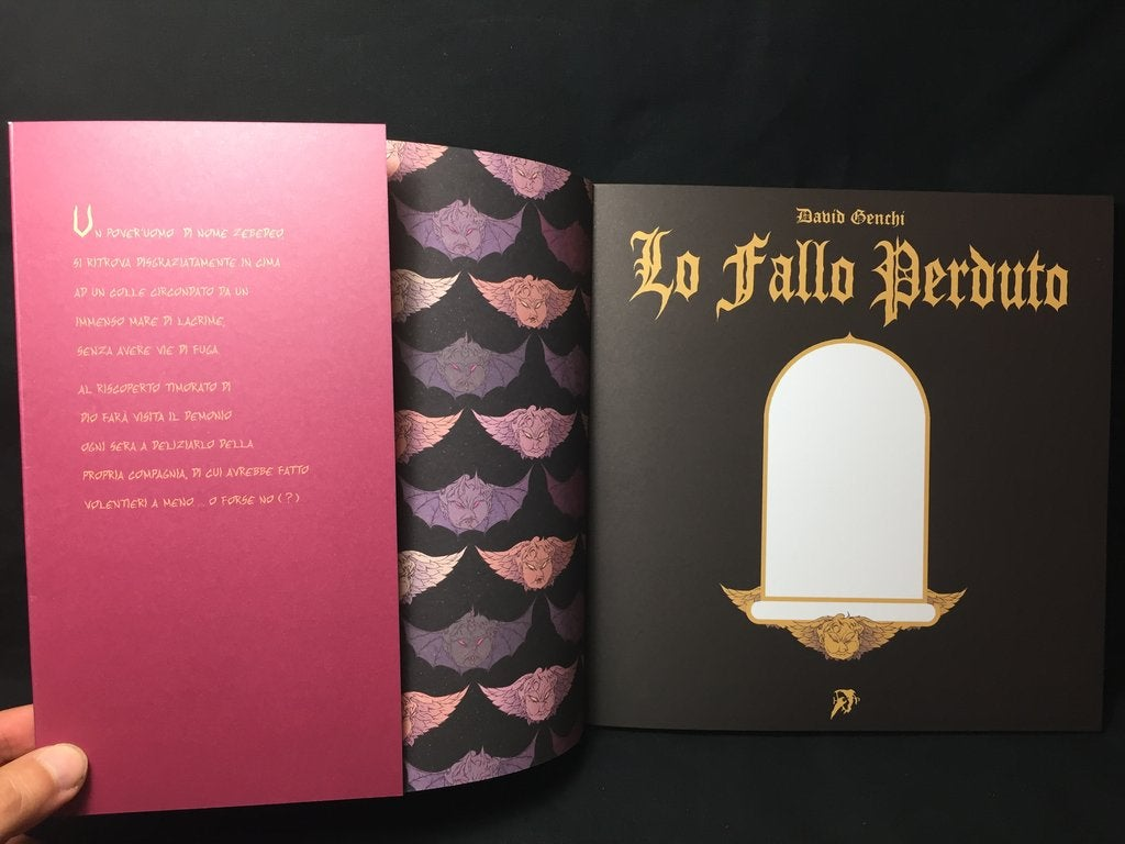 Image of Lo Fallo Perduto by David Genchi