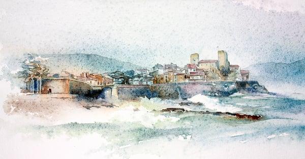 Image of Antibes vent d'Est