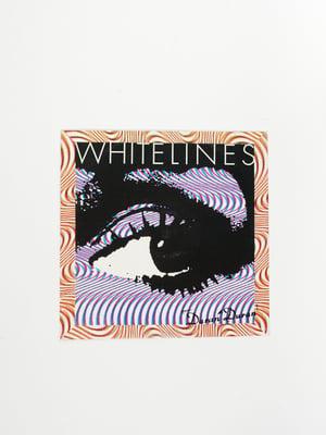 DURAN DURAN - WHITELINES ORIGINAL VINYL