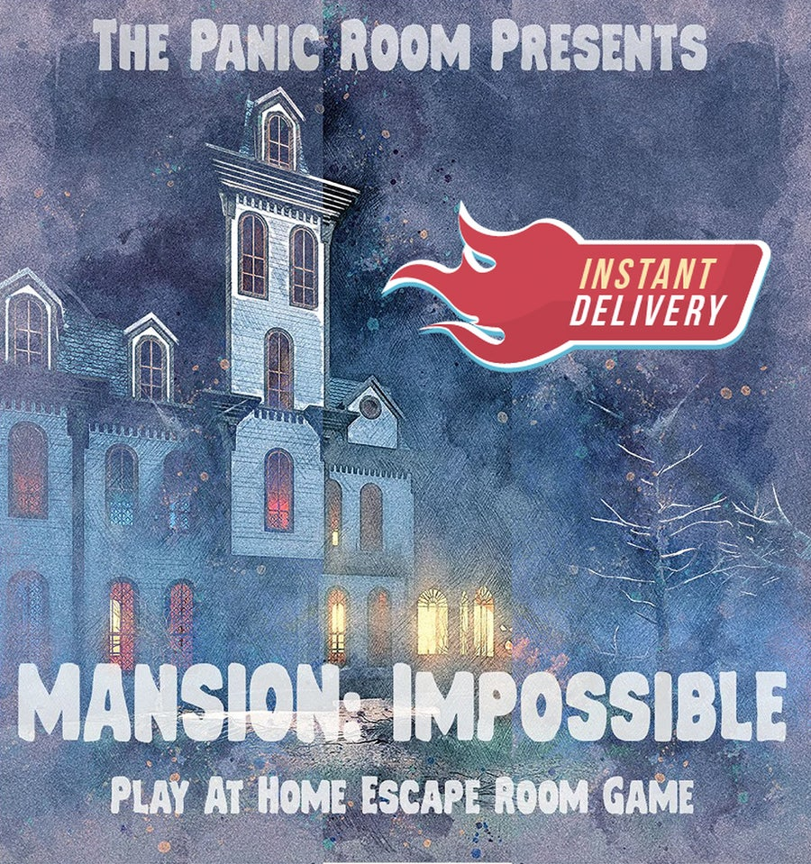 Image of Mansion Impossible - Family Online Escape Room