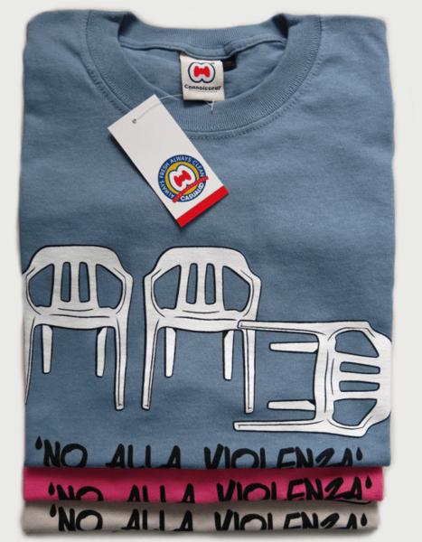 Image of 'NO ALLA VIOLENZA'