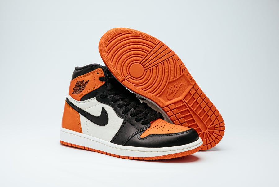 Image of Air Jordan 1 Retro - OG Shattered Backboard 1.0