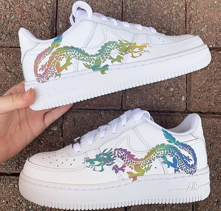 air force 1 holographic