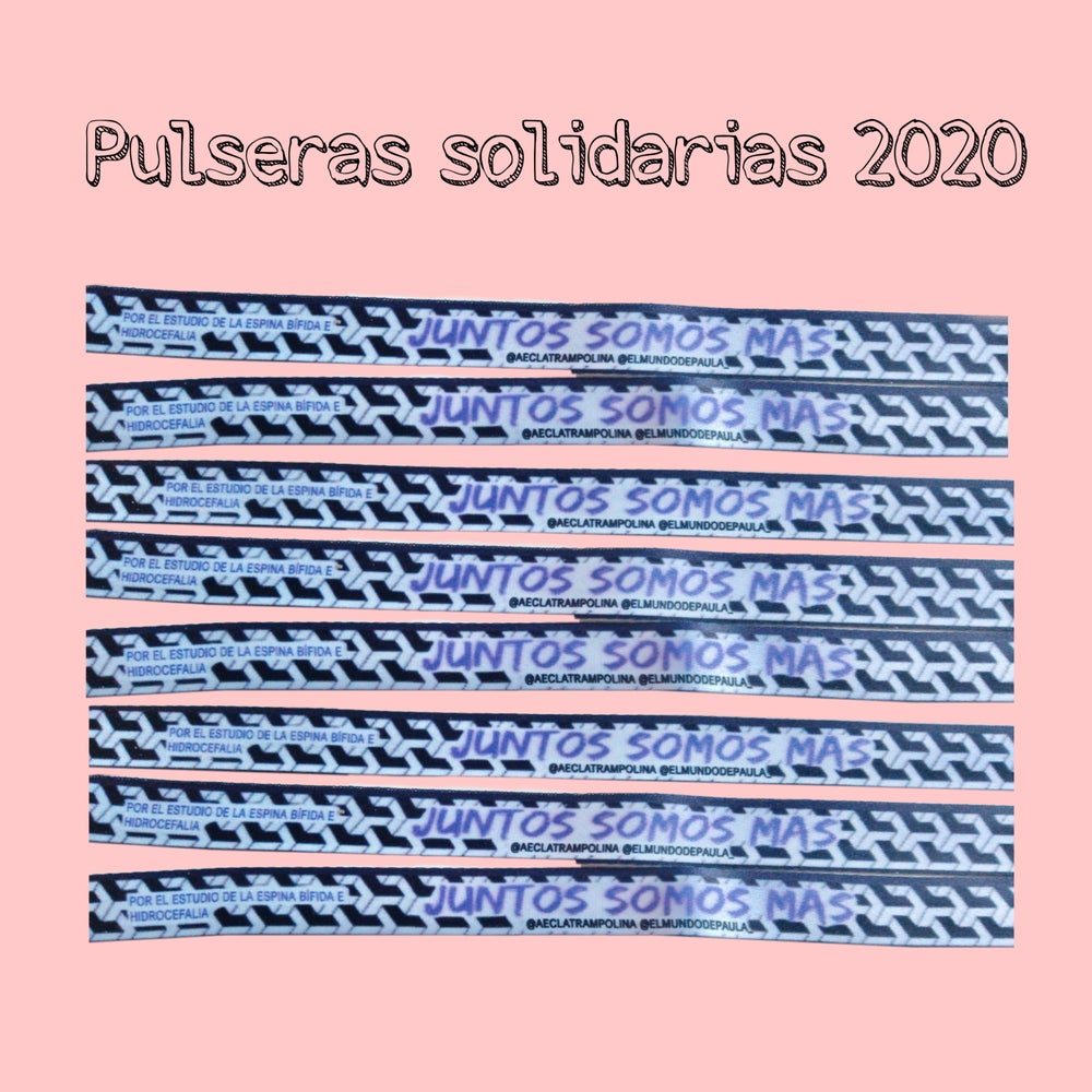Image of Pulsera Solidaria