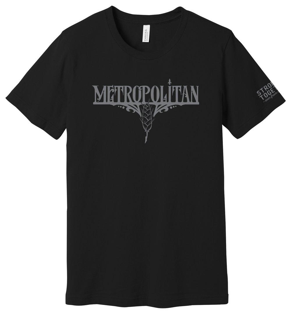 "Metropolitan ""Stronger Together"" Tee"