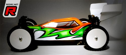 Image of PHAT BODIES '44' bodyshell for Losi Mini 8ight LC Racing EMB-1 Team Associated Reflex 14B