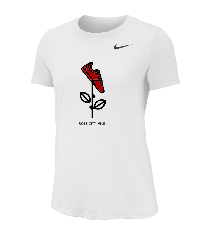 Image of Rose City Mile Tee, Women's