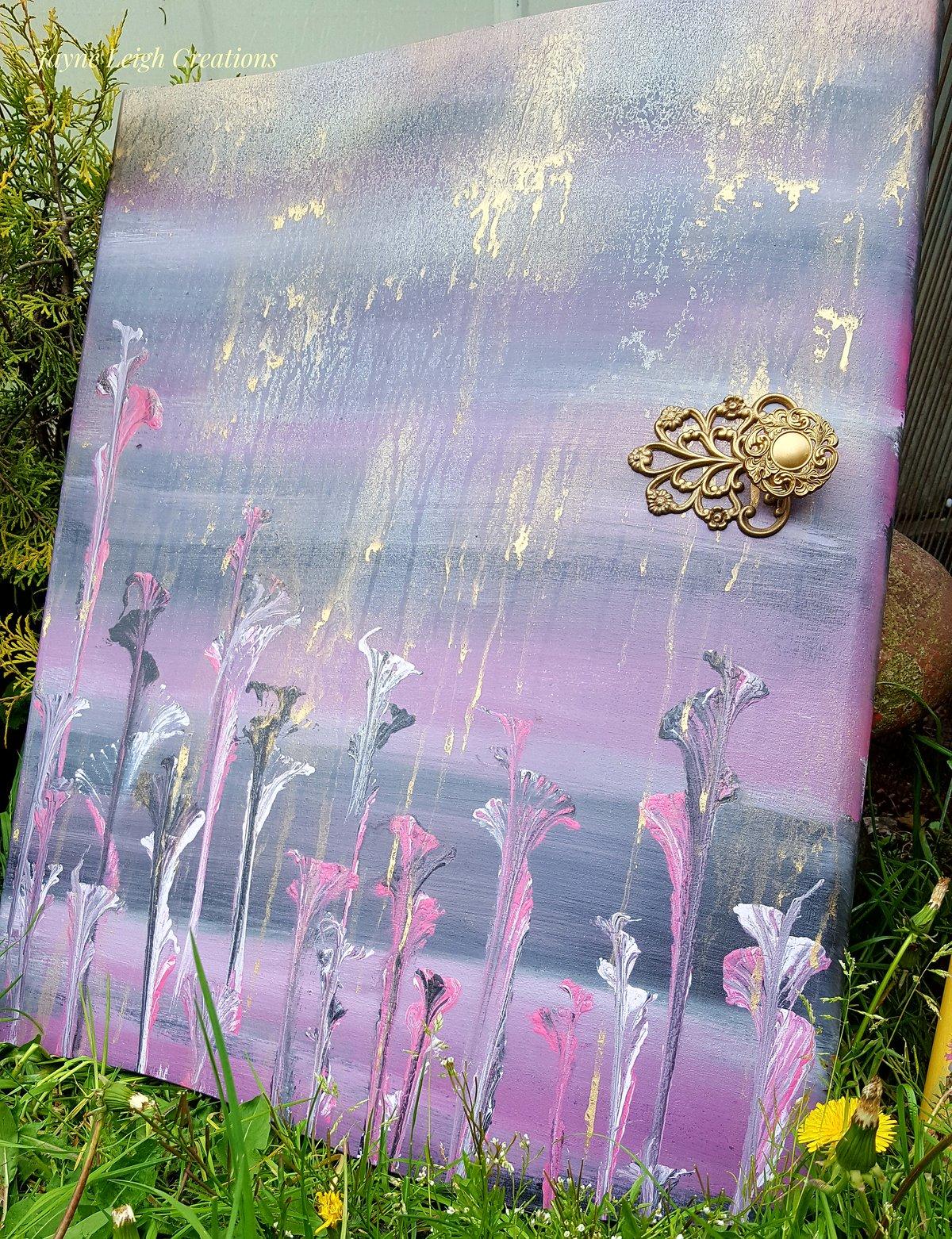 Image of Lilac Haze Painted Door