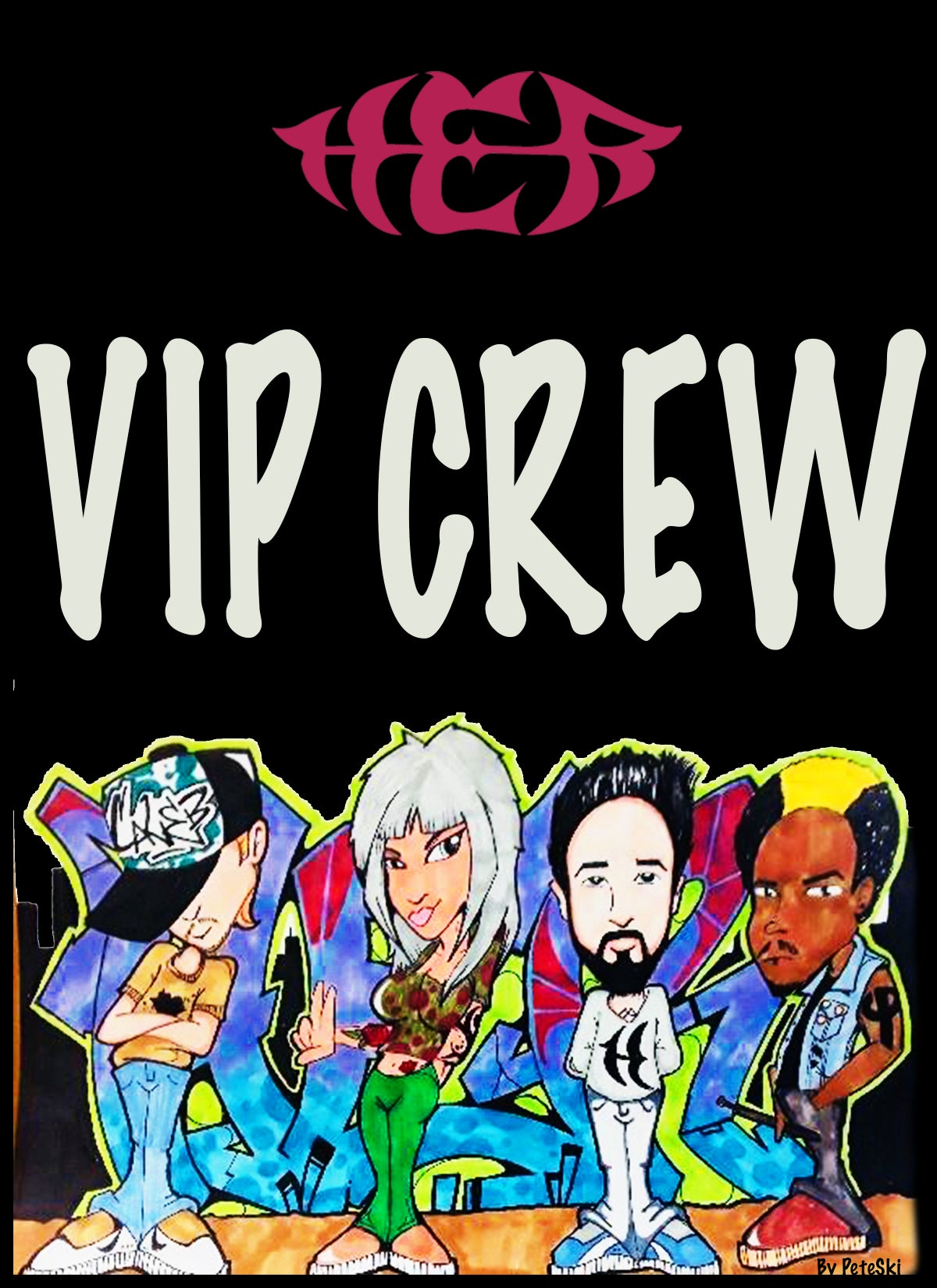 Image of HER VIP CREW PASS