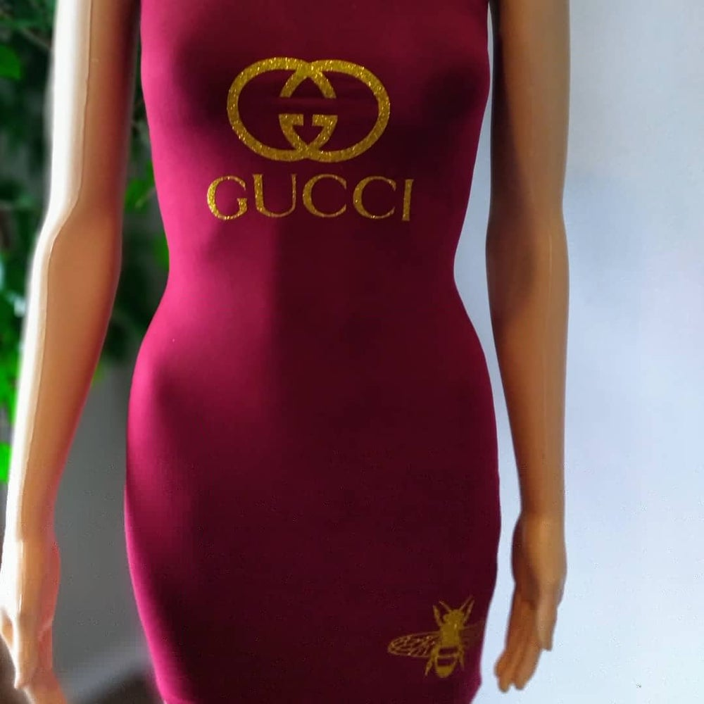 "Image of ""Ms. Thang"" Dress"