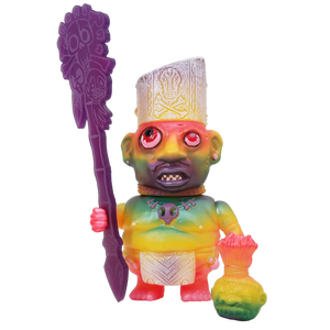 Image of Painted Witch Doctor