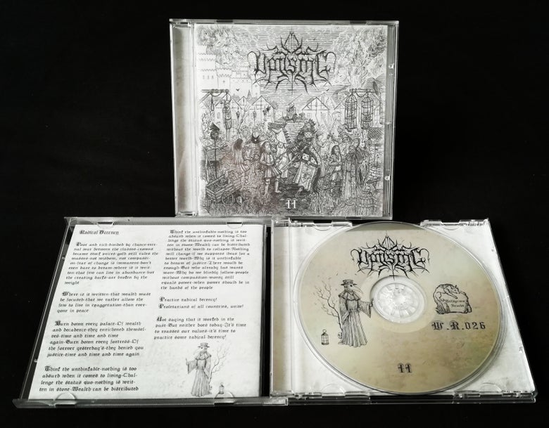Image of UPRISING - II (CD)
