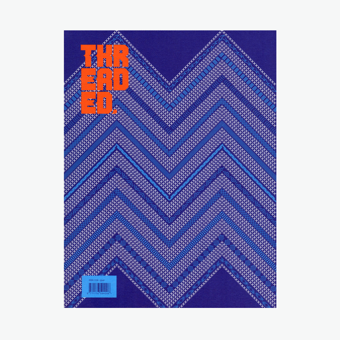 Image of Threaded Ed.20, 'New Beginnings' Issue