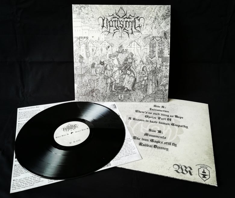 Image of UPRISING - II (LP)