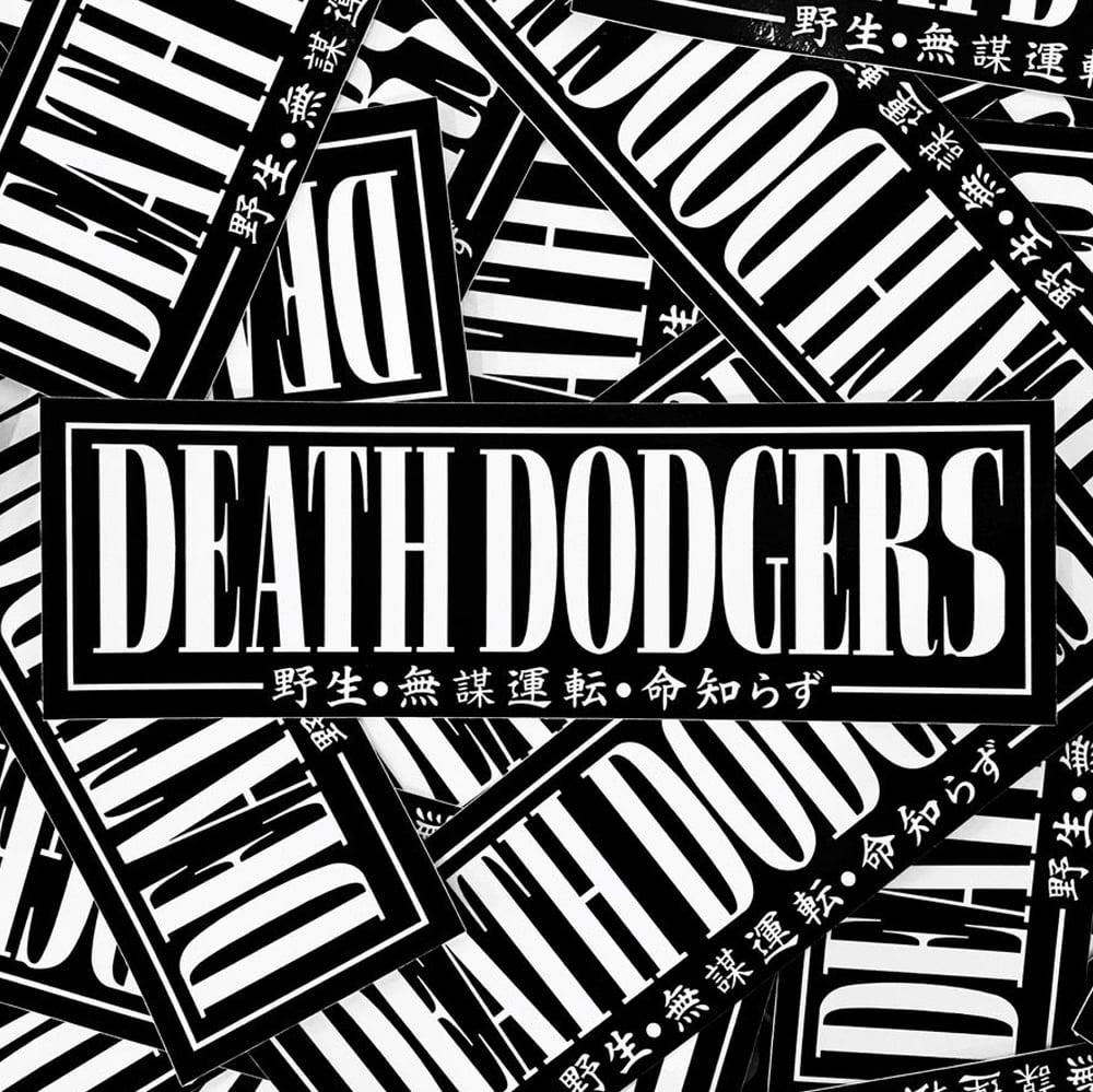 Image of DEATH DODGERS 2.0