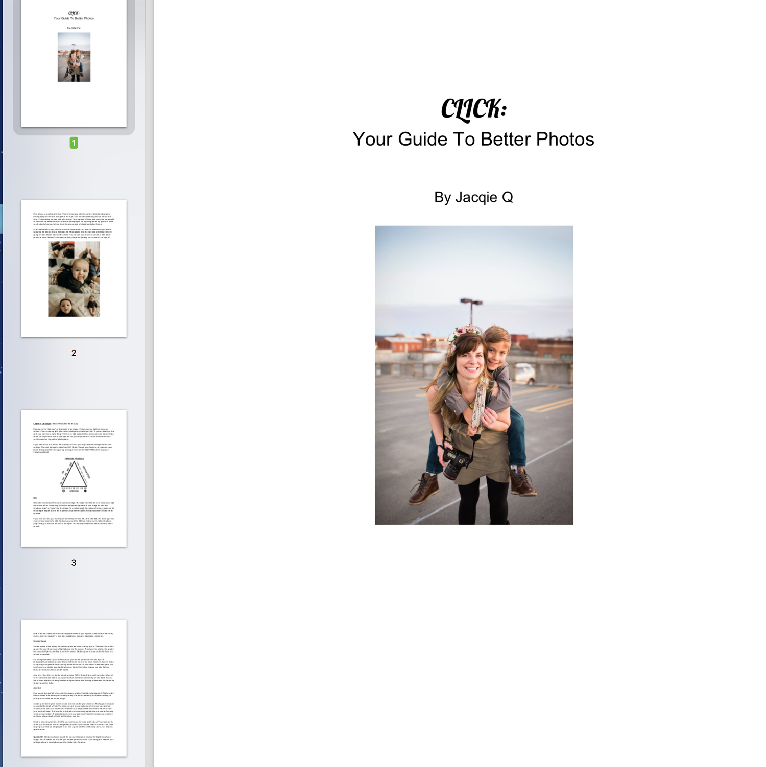 Image of Click: Your Guide to Better Photos