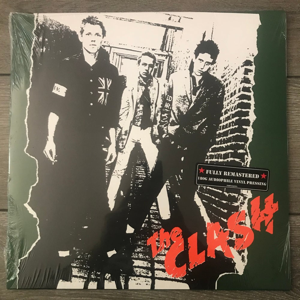 Image of The Clash - Self Titled Vinyl LP