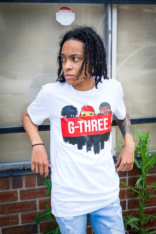 Image of Three G's Tee