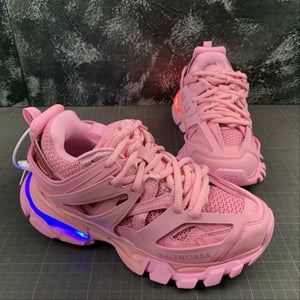 Image of Balenci Track Light Up Sneakers