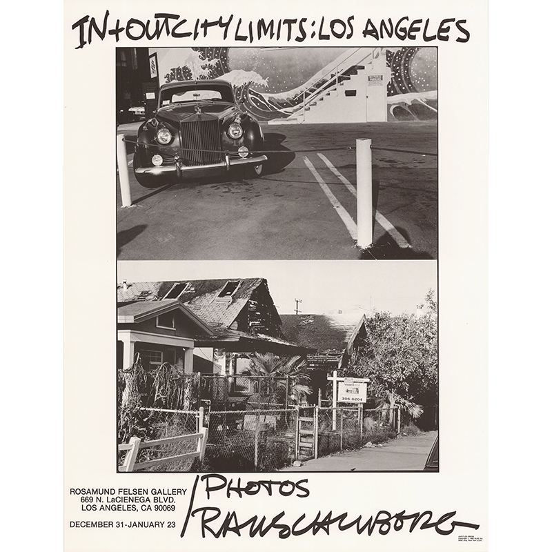 In + Out City Limits: Los Angeles