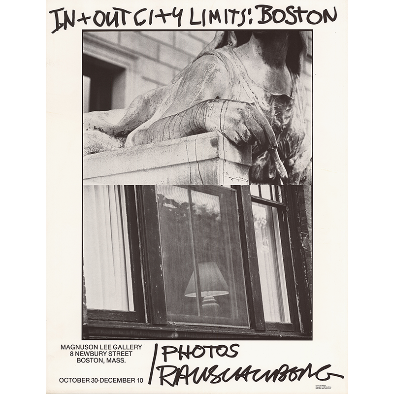 In + Out City Limits:  Boston