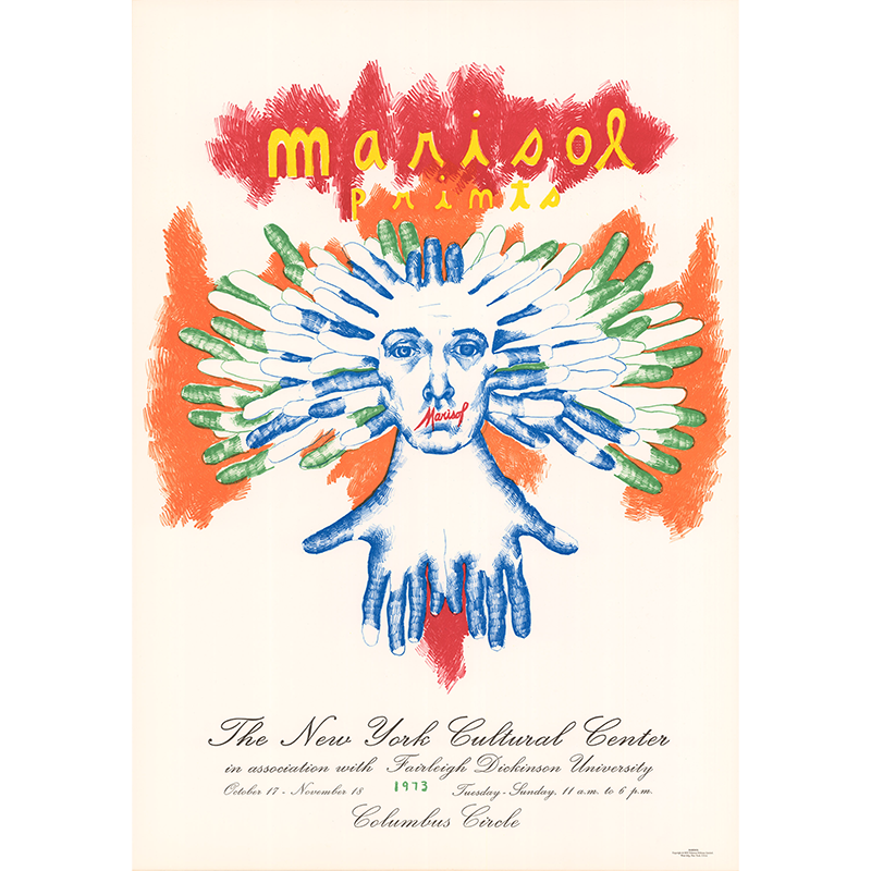 Image of Marisol Prints Poster