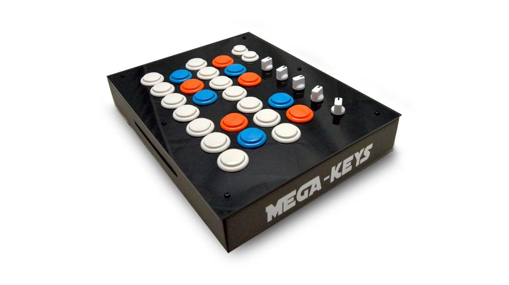 Image of UMS Mega Keys - DIY Kit