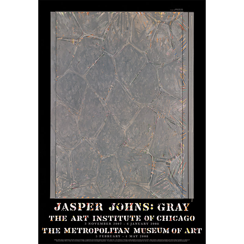 Image of Jasper Johns: Gray