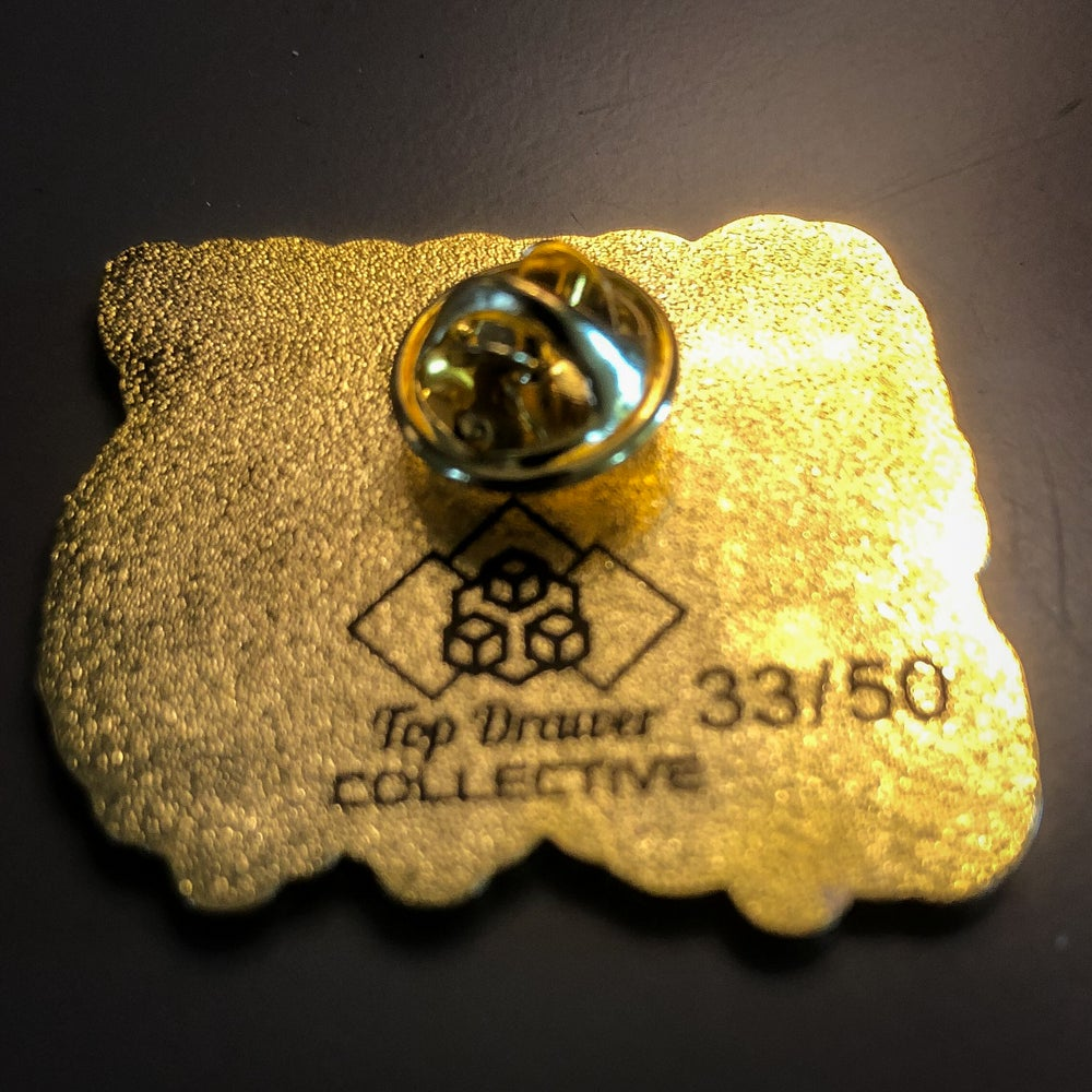 LTD Really Good Pin 2020 ( Top Drawer Collective)  GOLD