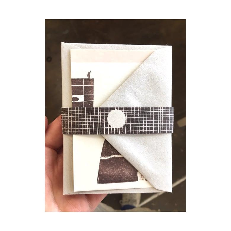 Image of Waving mini cards