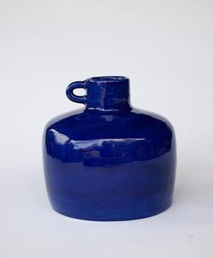 Blue Ye Olde Ale Jug with Handle no 3
